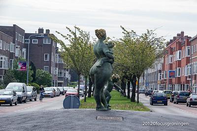 Korrewegwijk, De Hoogte, Indische Buurt Groningen