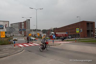 nederland 2013, groningen, bedumerweg