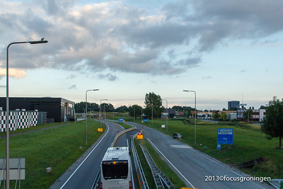 nederland 2013, groningen, n46, ring noord