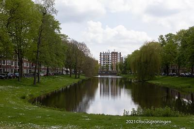 nederland 2021, groningen, gorechtkade