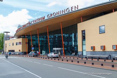 nederland 2015, groningen, hanzeplein, umcg