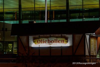 nederland 2012, groningen, hanzeplein, umcg