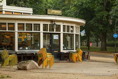 nederland 2013, groningen, kruissingel, paviljoen