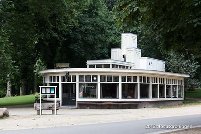 nederland 2012, groningen, kruissingel, paviljoen
