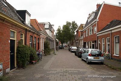 nederland 2013, groningen, kleine bergstraat