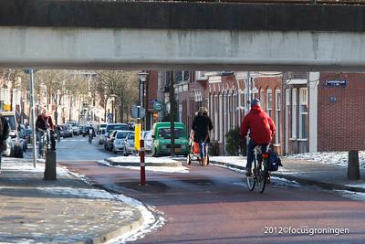 nederland 2012, groningen, kerklaan