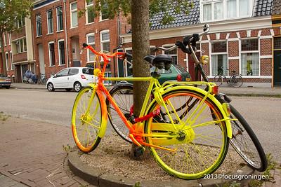 transport, fietsen