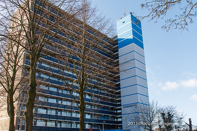 nederland 2011, groningen, aquamarijnstraat