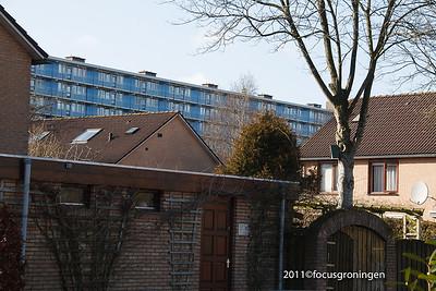 nederland 2011, groningen, agaalstraat