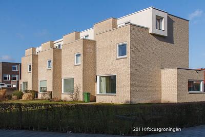 nederland 2011, groningen, aluminiumstraat