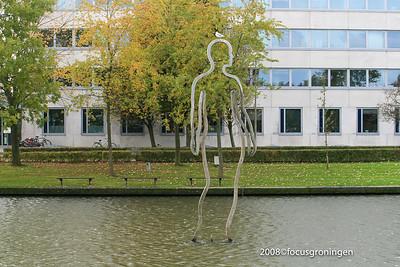 nederland 2008, groningen, zernike,  nettelbosje, the changing same, maree blok en bas lugthart