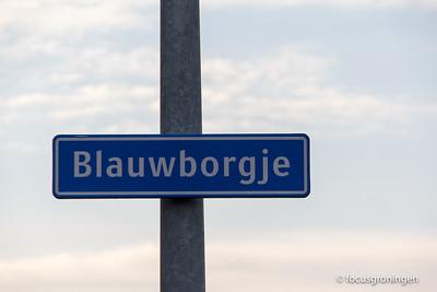 nederland 2012, groningen, blauwborgje