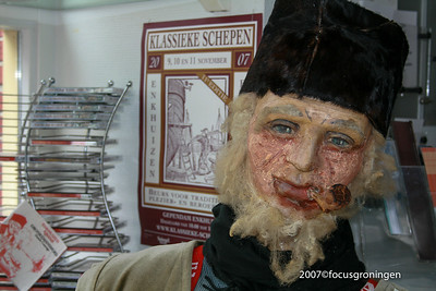 nederland 2007, enkhuizen, havenweg, museum enkhuizer almanak