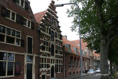 nederland 2007, enkhuizen, breedstraat