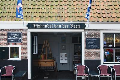 nederland 2007, enkhuizen, bocht, viswinkel