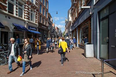 nederland 2017, haarlem, barteljorisstraat