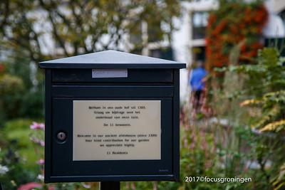 nederland 2017, haarlem, bakenessergracht