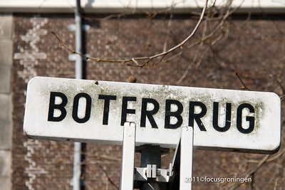 nederland 2011, delft, boterbrug