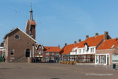 nederland 2012, westkapelle, markt