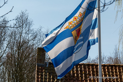 nederland 2012, vrouwenpolder, lepelstraat