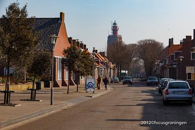 nederland 2012, westkapelle, zuidstraat
