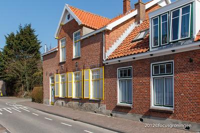 nederland 2012, domburg, schuitvlotstraat