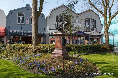 nederland 2012, domburg, 't groentje, dr. mezger