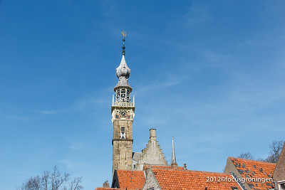 nederland 2012, veere, kerkstraat