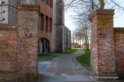 nederland 2012, veere, kapellestraat, grote kerk