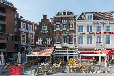 nederland 2012, vlissingen, beursplein