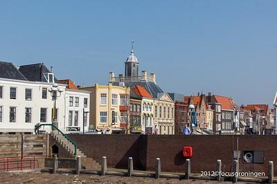 nederland 2012, vlissingen, boulevard de ruyter