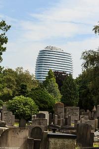 nederland 2014, groningen, rivierenbuurt, w.a. scholtenmonument, hereweg