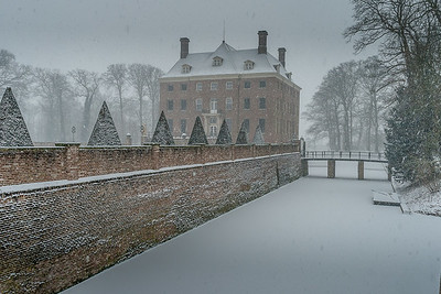 Kasteel Amerongen WInter