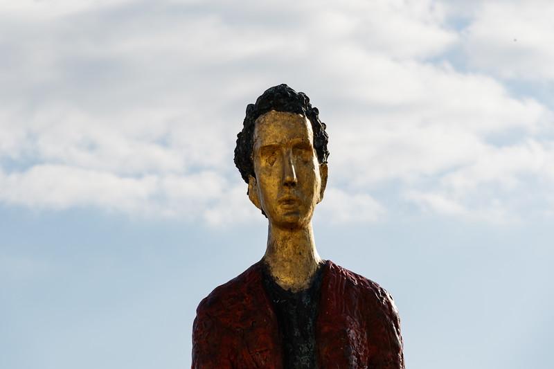 Passi d'Oro, by Roberto Barni