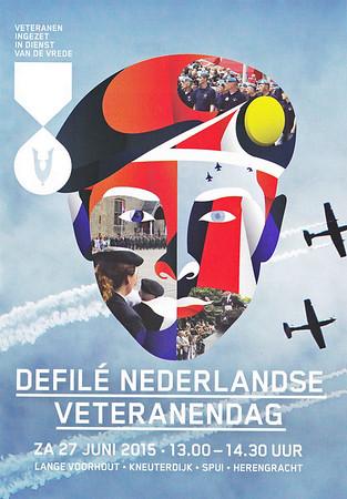 Nederlandse Veteranendag 2015