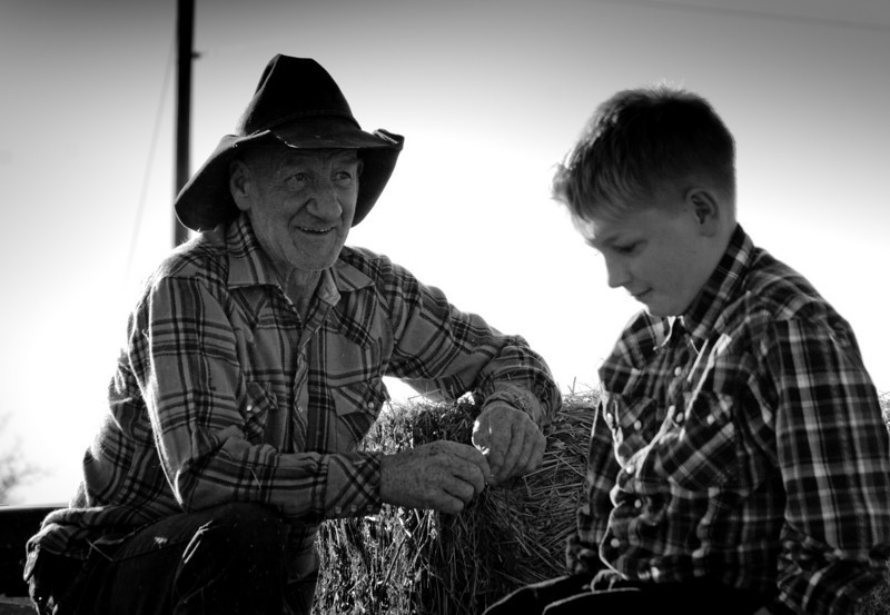 Ranch hands, Norwood, Colorado.