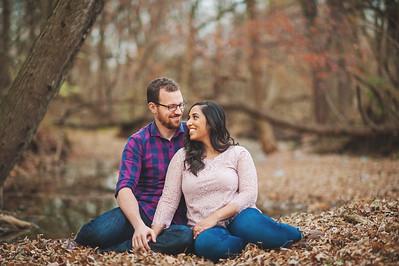 Neeta & Sig's Engagement Photos