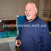 Nefesh Art Exhibition. George Lavecky. Pic Noel Kessel.