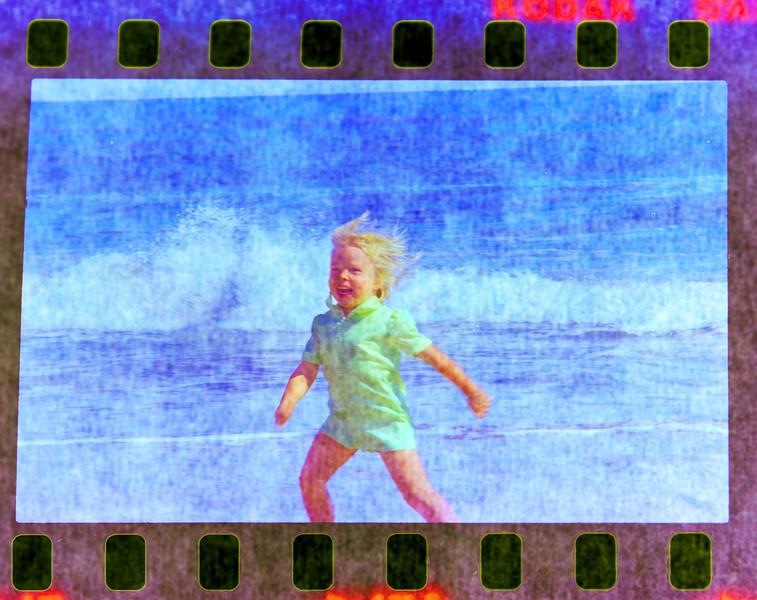 Sister Running