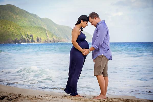 Neha & Brandon - Maternity