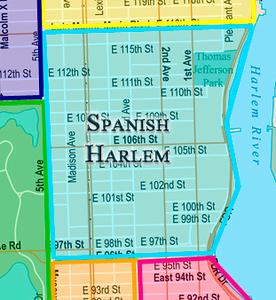 Spanish Harlem (El Barrio) - cityneighborhoods.nyc