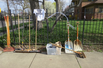 2016 Spring Alley Clean-Up