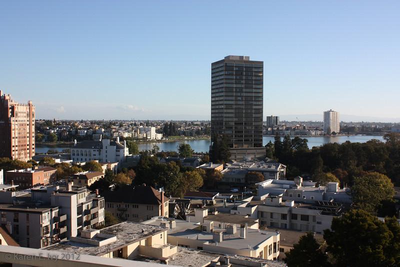 Bellevue-Staten Building and Bellevue Towers, Lake Merritt