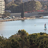 Sailboats on Lake Merritt