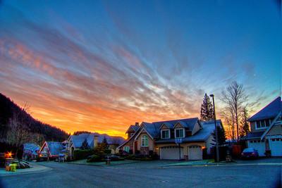 December 31, 2010 - Sunrise
