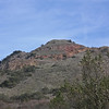 Sibley Volcanic Park - volcanic peak