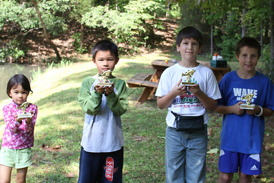 2012 Fishing Rodeo Winners
