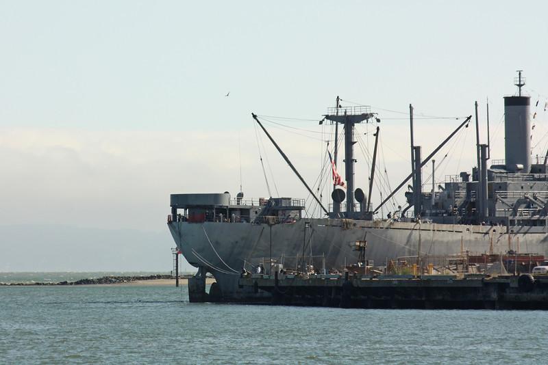 Port of Richmond, July 3, 2009