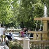 Lincoln Square Fountain