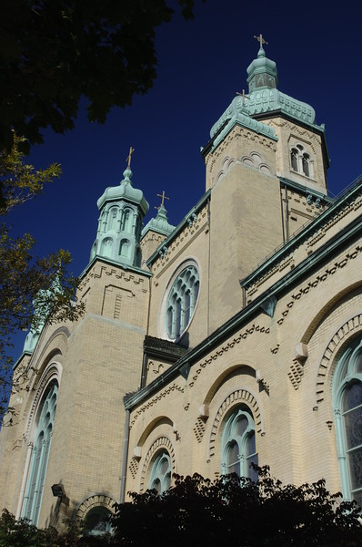 Church is located in Chicago's Ukranian Village Neighborhood